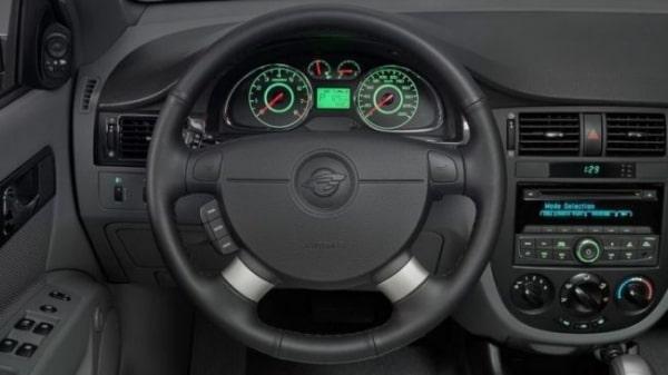 Аренда Chevrolet Lacetti под такси