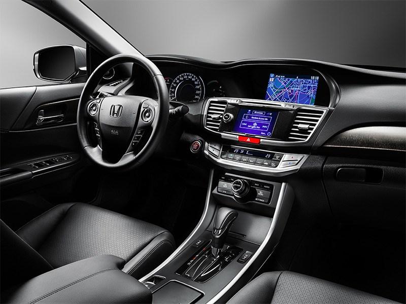 Honda Accord салон