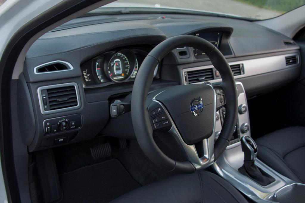 Салон Volvo S80