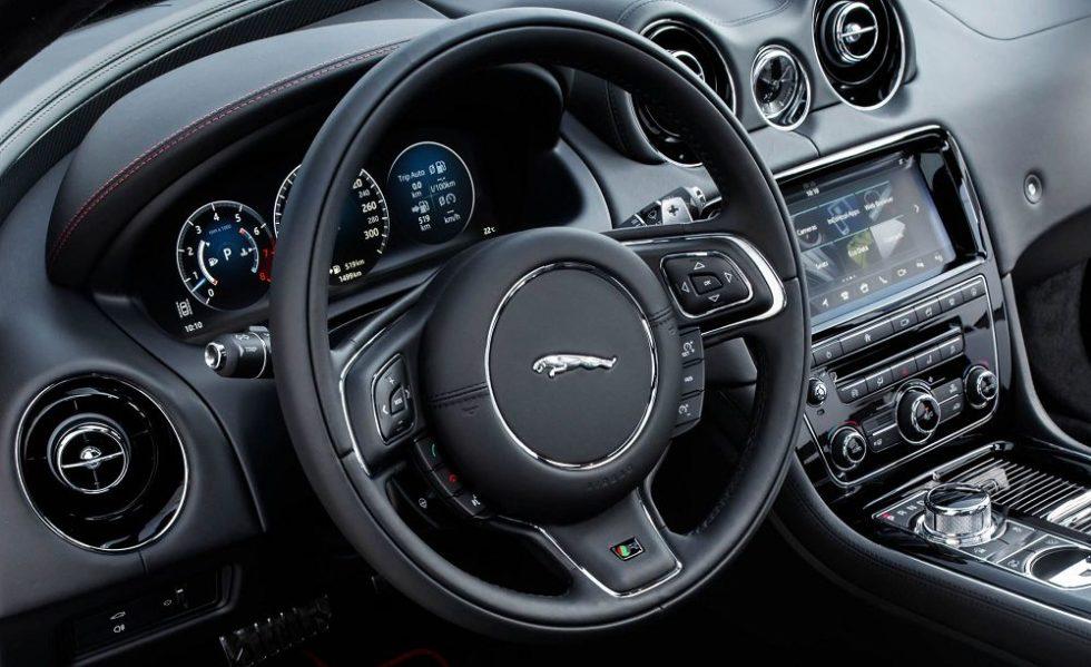 Аренда Jaguar XJ под такси