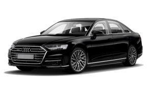 Аренда Audi A8 под такси