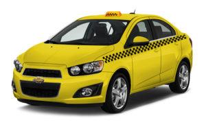 Аренда Chevrolet Aveo 2019 под такси