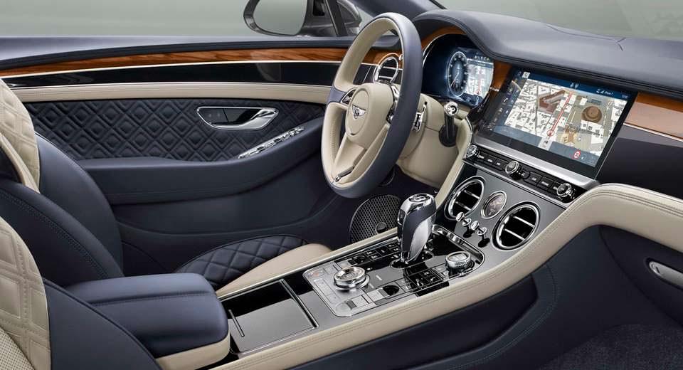 Аренда Bentley Continental под такси