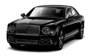 Аренда Bentley Mulsanne под такси