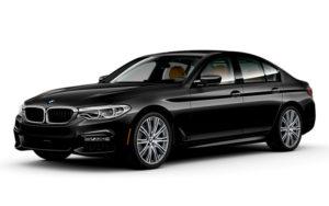 Аренда BMW 5er под такси
