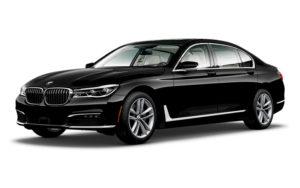 Аренда BMW 7 под такси