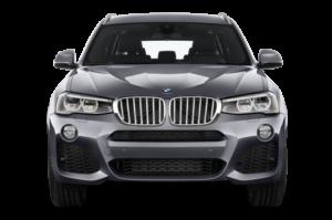 Арендовать BMW X3 для работы в такси