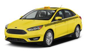 Аренда Ford Focus 2019 под такси