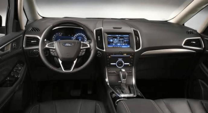 Аренда Ford Galaxy под такси