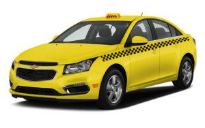 Аренда Chevrolet Cruze 2019 под такси