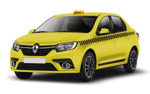 Аренда Renault Logan под такси