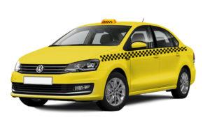 Аренда Volkswagen Polo под такси