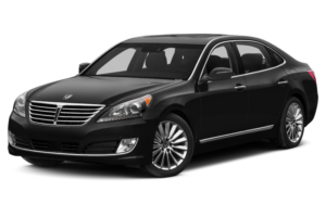 Hyundai Equus в аренду под такси